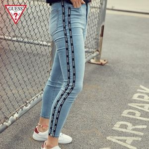 New GUESS Women's High Rise Skinny Jeans